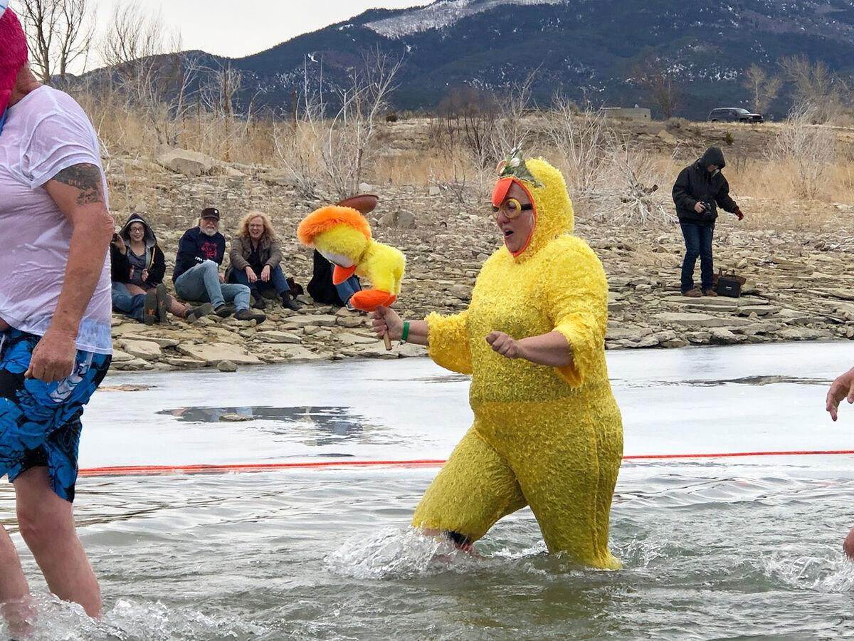 Special Olympic's Polar Plunge to return to Trinidad Lake on Feb. 27