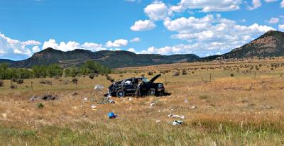 Fatal rollover on I-25 north of Trinidad Tuesday | Local