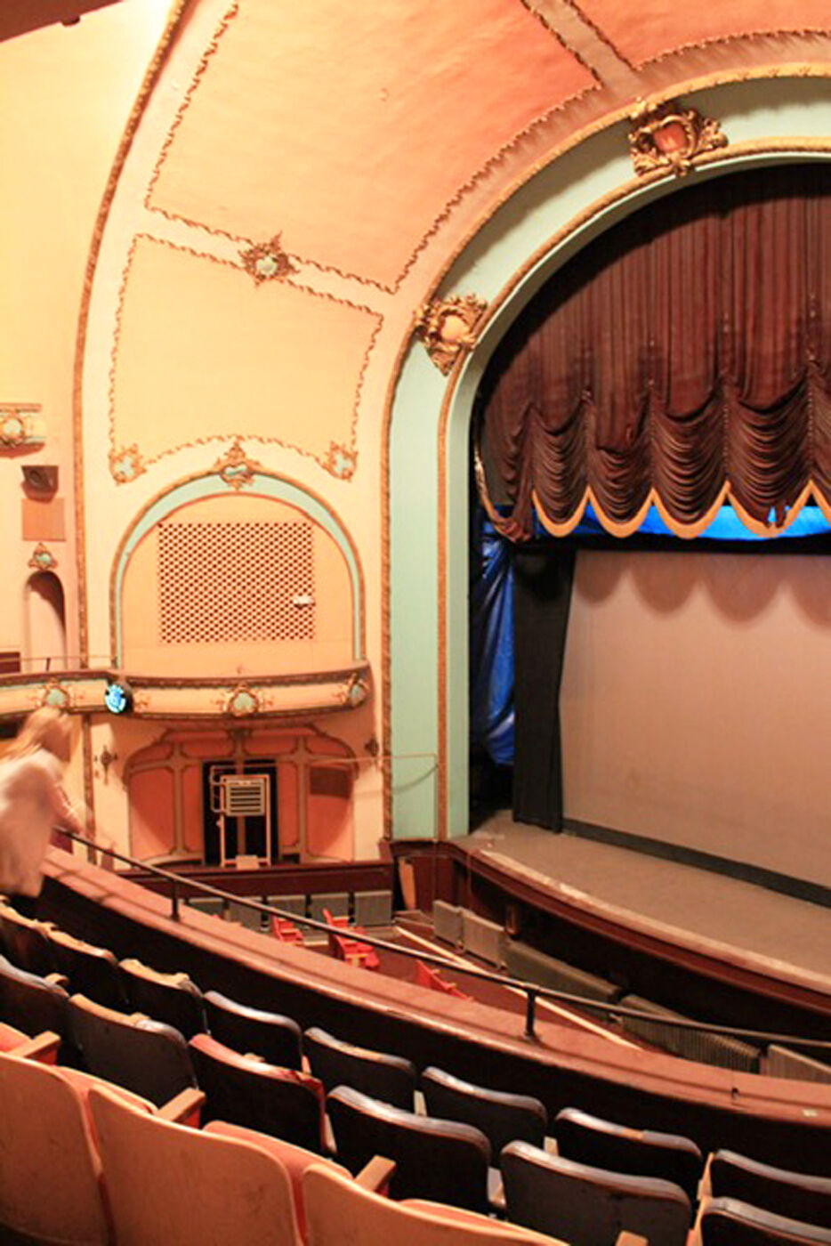 The historic Fox West Theater could soon realize