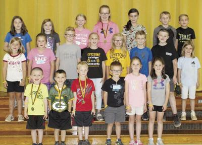 Keystone students of the month 0919