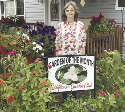 Garden of the month 1020