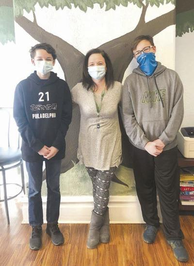 Redbank students give through civics project