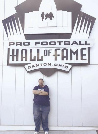 Football HOF: Not what I thought it would be