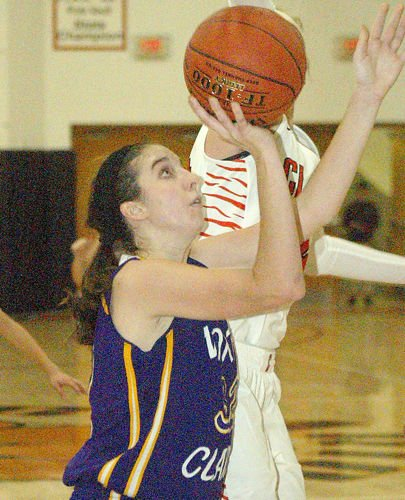 North Clarion girls' poised to continue their dominance