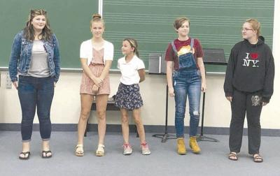 Forest students showcase their artistic talents