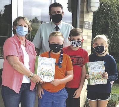 WFGC donates book to Sligo school 20