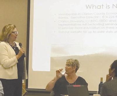 County's economic planners unveil 'Clarion 2030'