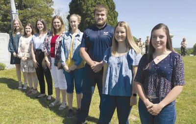 Legion scholarship winners 2021