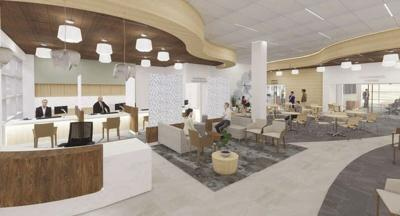 Clarion Hospital's new facility is under construction