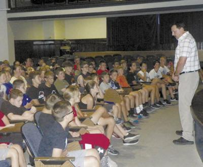 Camp Cadet teaches students lifelong lessons