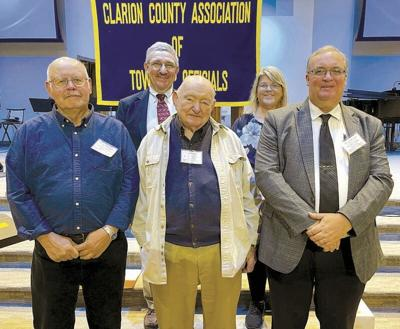 Township officials meet for delayed convention
