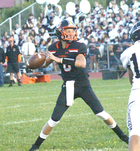 Clarion quick-strikes its way to win over Moniteau
