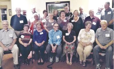 Clarion Area Class of '64 reunites
