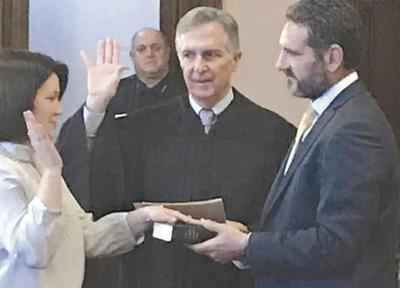 A new era begins in Clarion County Court of Common Pleas