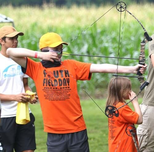 A Youth Field Day unlike any other