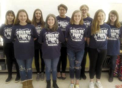 Keystone participates at district chorus festival