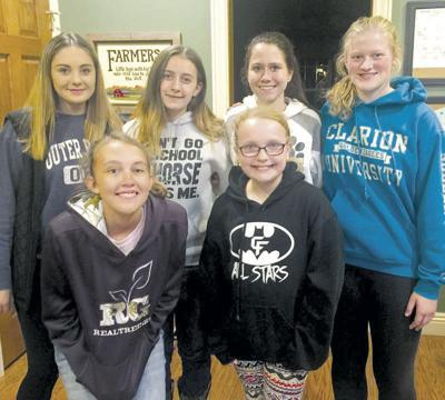 Giddy Up 4H elects 2020 officers