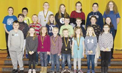 Keystone students of the month 0220