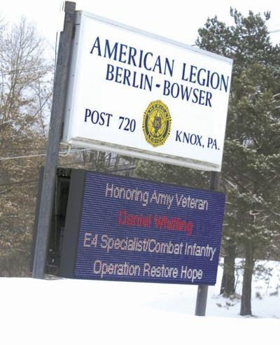 Knox legion seeks local veterans' names