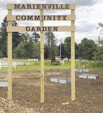 Community Garden arrives in Marienville