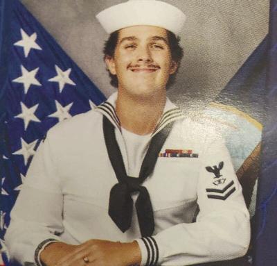Neiswonger serving aboard USS Delbert D. Black