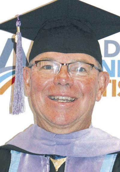 Dale Myers honored with fellowship award