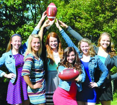 78fe1824713 Clarion Area Homecoming Court