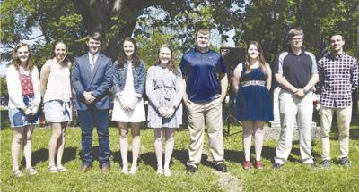 American Legion Post 66 awards nine scholarships