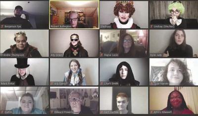 CU virtually presents 'The Marowitz Hamlet'