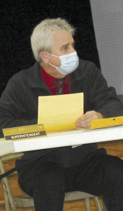 Keystone hires acting superintendent