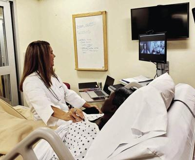 Collaboration enhances distance learning for CU nursing students