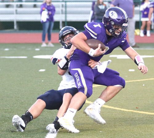 Gremlins rush to win over Wildcats