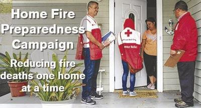 Home fire preparedness campaign targets Knox