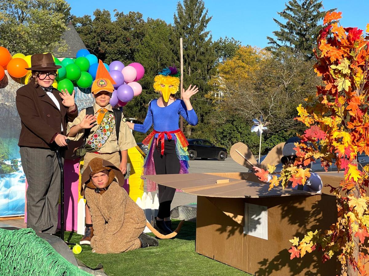 Autumn Leaf Kiddies Parade