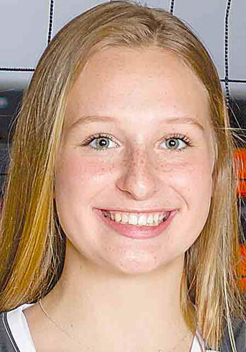 Clarion Area spikers remain perfect