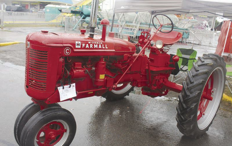 ALF 2019 ends with annual tractor show