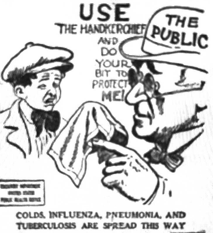 We've been here before: the influenza of 1918