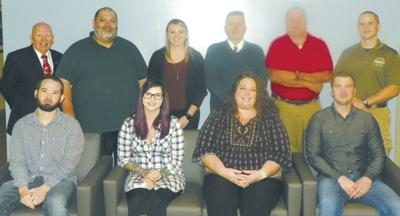 Eleven graduate from crisis intervention training