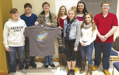 West Forest takes part in math competition
