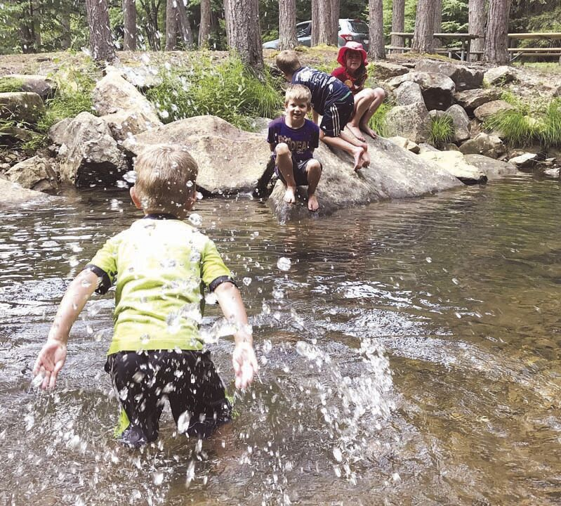 Local state parks see a surge in visitors