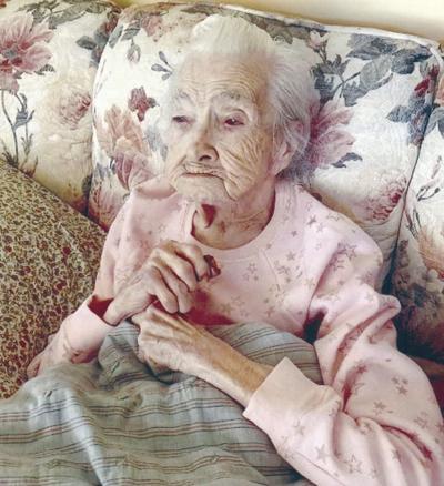 Myers marks 105th birthday