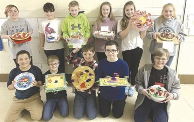 Forest Area students create life's 'cells'