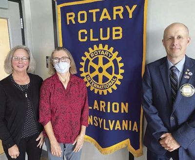 Rotary hosts Audubon 1021