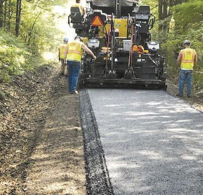 Rails 66 adds eight miles of paved surface