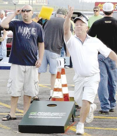 Could 'championship corn hole' come to Strattanville?