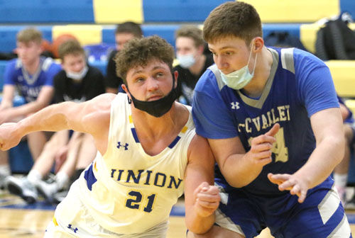 Balance the key in Union's win over A-C Valley