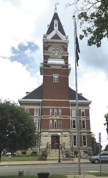 Commissioners focus on needed renovations in courthouse