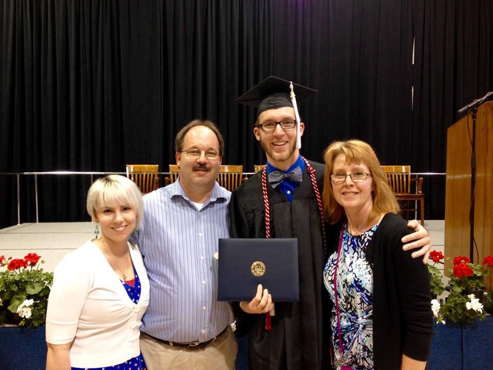 Harrison Greene family