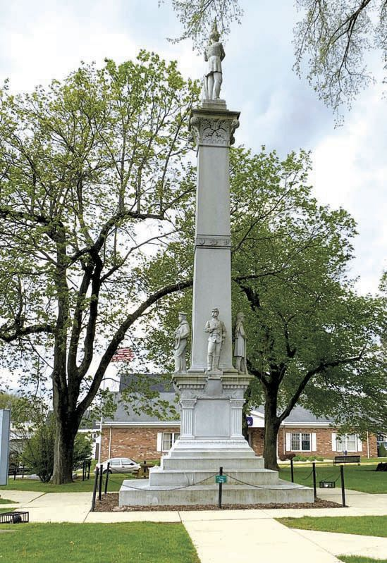 The story behind the Clarion Civil War monument