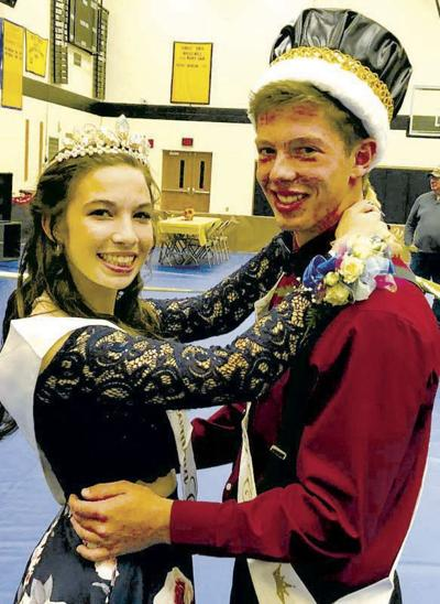 West Forest royalty 2019